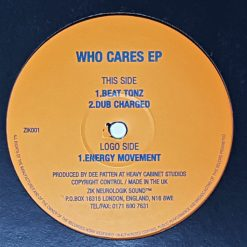 Dee Patten - Who Cares EP