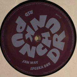 RSD ‎– Jah Way - Speeka Box