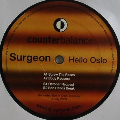 Surgeon ‎– Hello Oslo