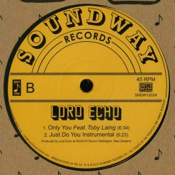 Lord Echo - Just Do You 1