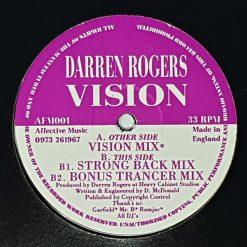 Darren Rogers  Vision