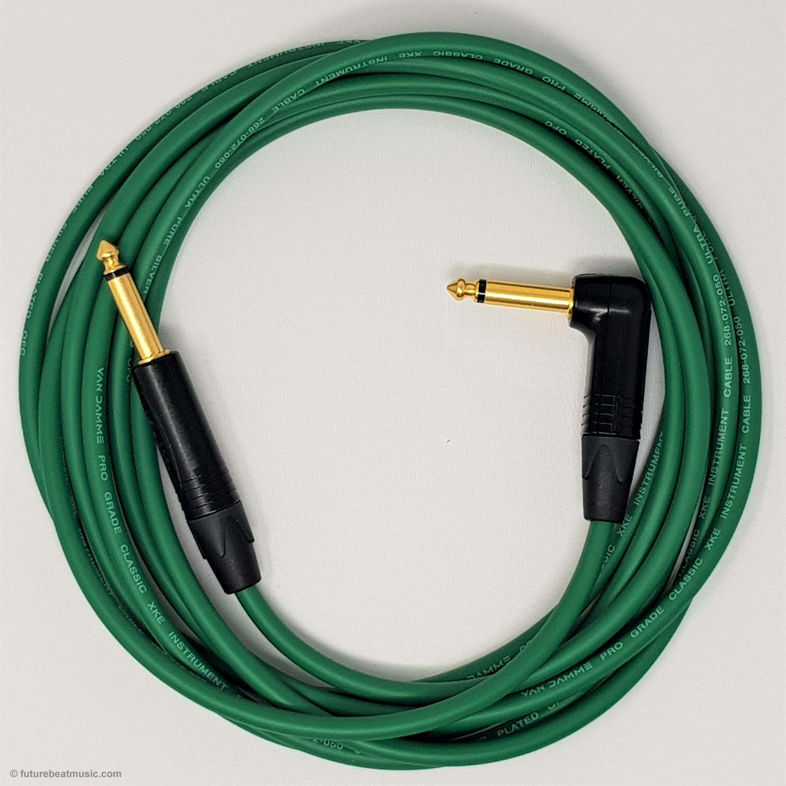 Guitar Lead Straight Jack to Right Angled Jack 0.5m To 10m FREE DELIVERY